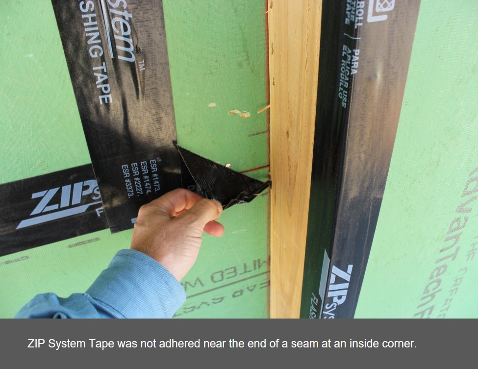 Zip System Vs Homewrap An Unbiased Look At The Leading Wrb Systems Quality Built